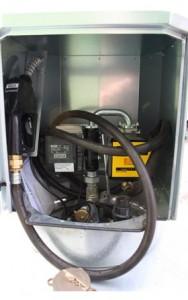 Pumpenschrank